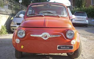 Fiat 500 R Rent Abruzzo