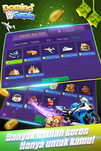 Domino Gaple Online- screenshot thumbnail