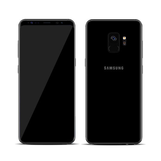 Samsung Galaxy S9 64GB Midnight Black (A+)