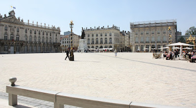 Photo: Day 23 - The Main Place in Nancy
