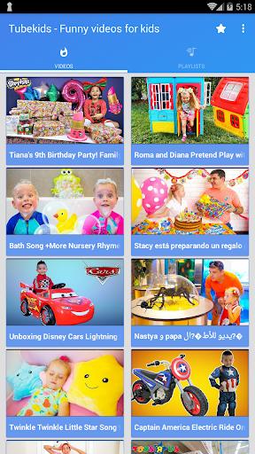 Tubekids - Funny Kids Shows screenshot 3