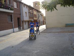 Photo: Abandonamos Redecilla
