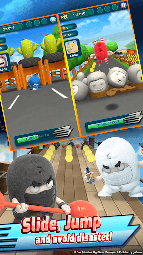 Oddbods Turbo Run 1.5.1 screenshots 2