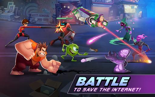 Disney Heroes: Battle Mode 1.0.1 screenshots 1