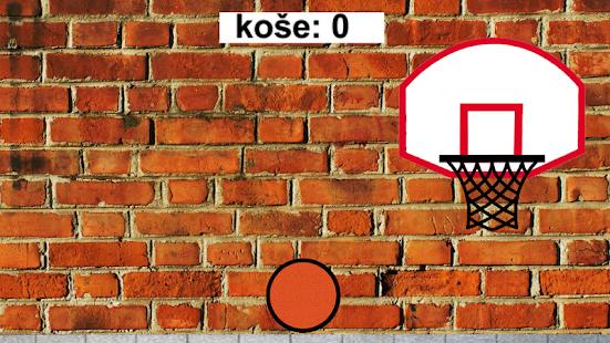 Basketball shooting game - náhled