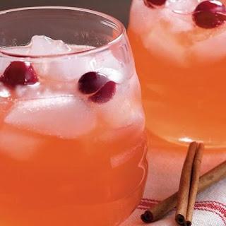 Cinnamon Cranberry Punch