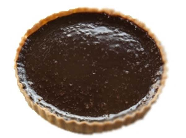 Alton Brown's Dairy-free Chocolate Pie Recipe