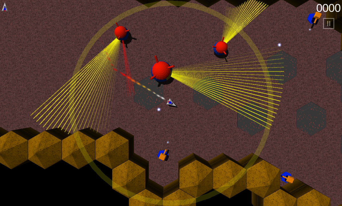 Shooter 3142- screenshot