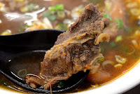 金山小林牛肉麵