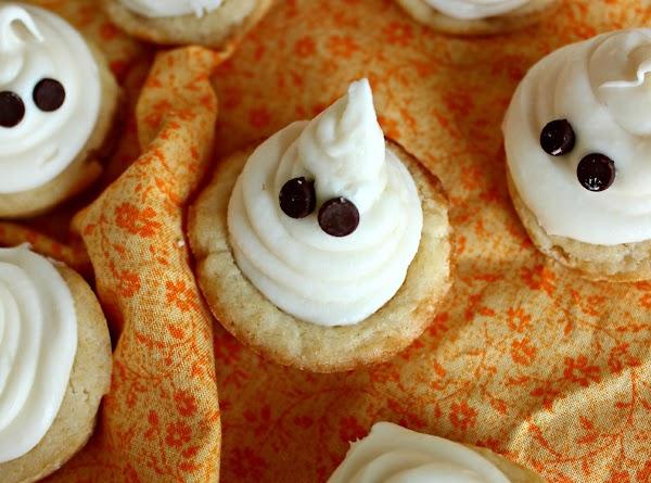 Ghost Cookie Cups Recipe