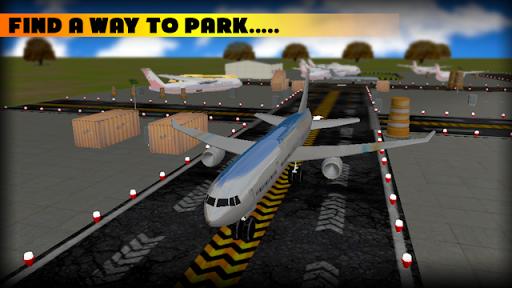 Kargo Plane Parking