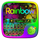GO Keyboard Theme Rainbow file APK Free for PC, smart TV Download
