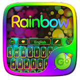 GO Keyboard Theme Rainbow Apk Download Free for PC, smart TV