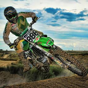 888 by Richard Caverly - Sports & Fitness Motorsports