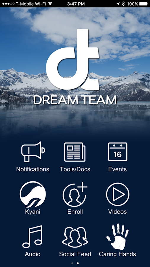Kyani Dream Team Android Apps on Google Play