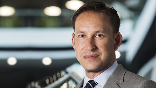Discovery Bank CEO Hylton Kallner.