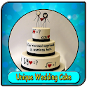 Unique Wedding Cake icon