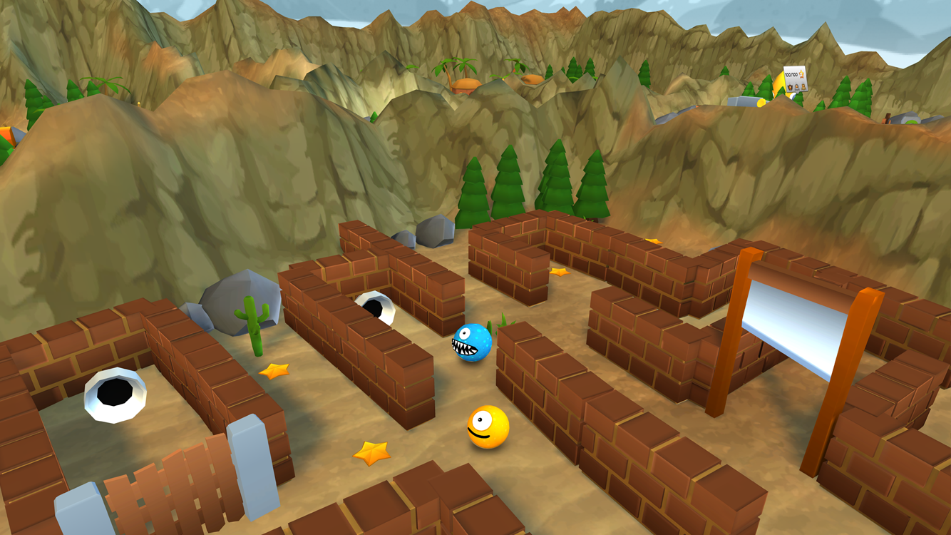 Blobs Adventure- screenshot