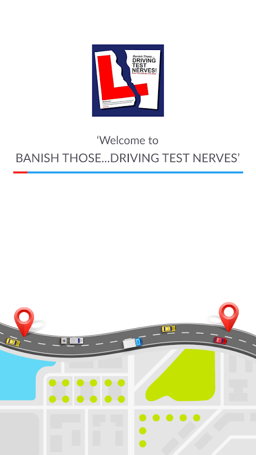 Driving Test Nerves- screenshot