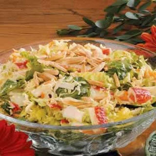 Imitation Crab Coleslaw Salad Recipes