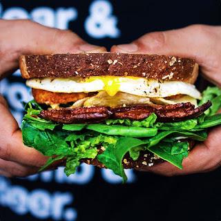 The Dirty Breakfast Sandwich