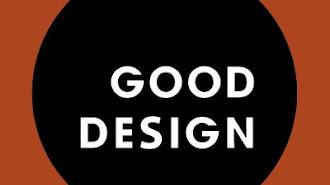 El Good Design Award es el premio de diseño más antiguo del mundo.