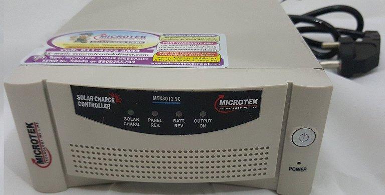 The Microtek MTK3012 Best Solar Inverter in India