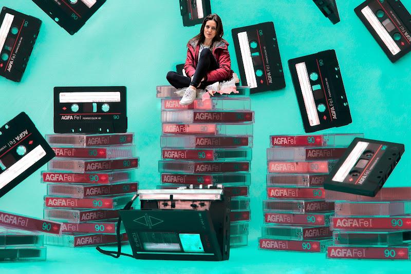 Walkman e cassette che nostalgia di adimar