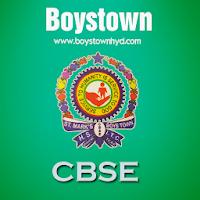 BOYS TOWN - CBSE