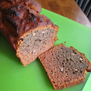 Mamey and Nut Tea Bread