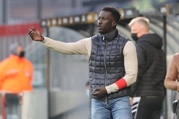 """Mbaye Leye voor Standard - KV Mechelen: """"Je mag het niet te licht oppakken, ze hebben middelen om ons pijn te doen"""""""