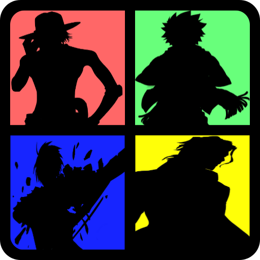 Guess the Anime Character! 拼字 App LOGO-硬是要APP
