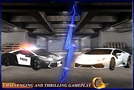 Police Car Chase Driver Simulator Screenshot