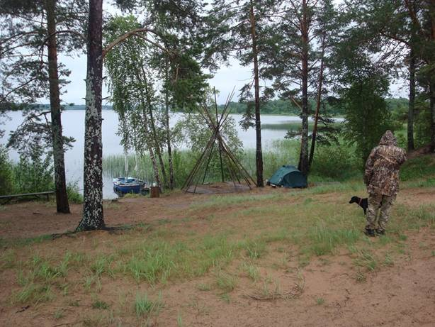 Дневник парусного путешествия по маршруту Звенигород-Онежское озеро-Селище-Звенигород