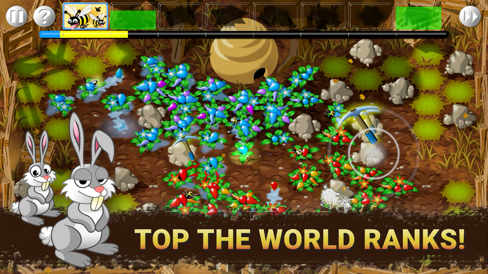 Garden Wars- screenshot