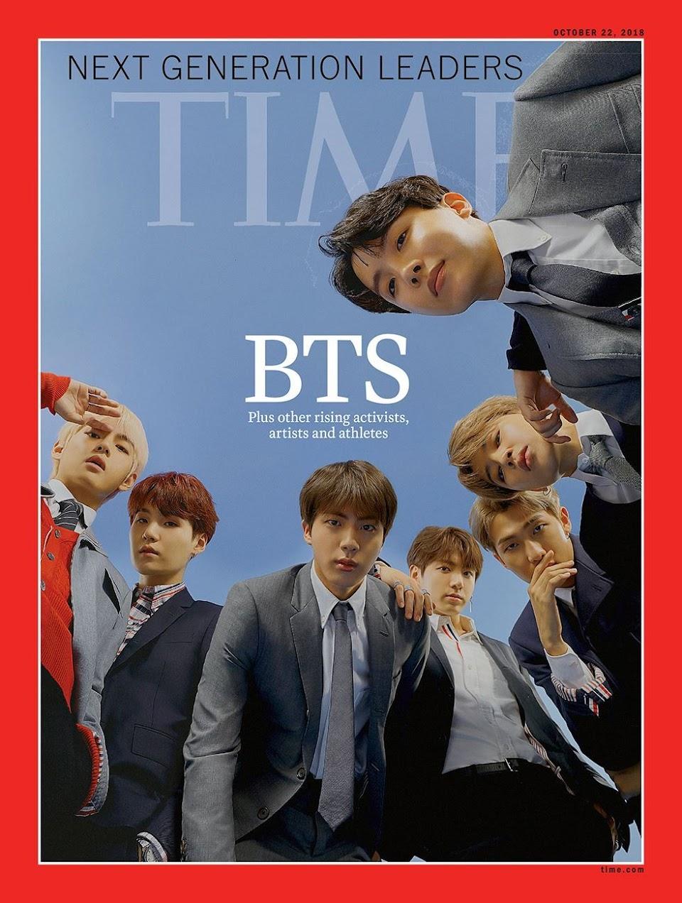 bts time magazine 1
