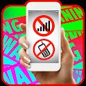 Wifi Phone Jammer prank icon