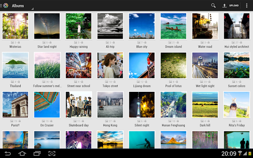 Picasa tool - Colorful Life screenshot 7