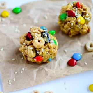 No-Bake Monster Cereal Bites.
