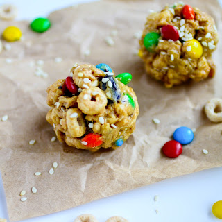 No-Bake Monster Cereal Bites.
