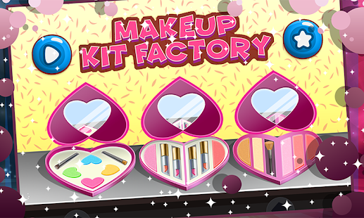 Makeup Kit Factory - Princess Cosmetic Shop - náhled