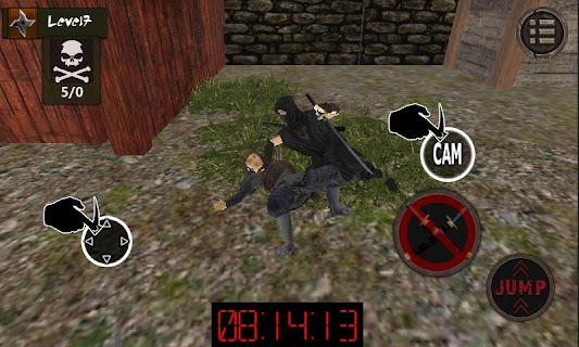 Shinobidu: Ninja Assassin 3D screenshot 01