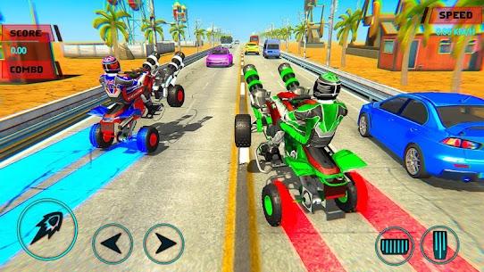ATV Quad Bike Racing Simulator: Bike Shooting Game 9
