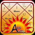 AppAstro Horoscope icon