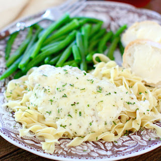 Crock Pot Garlic Parmesan Chicken Recipe