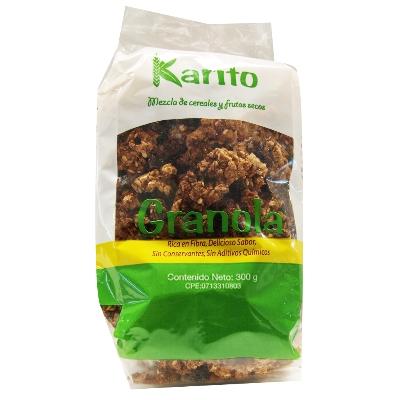 granola karito 300g
