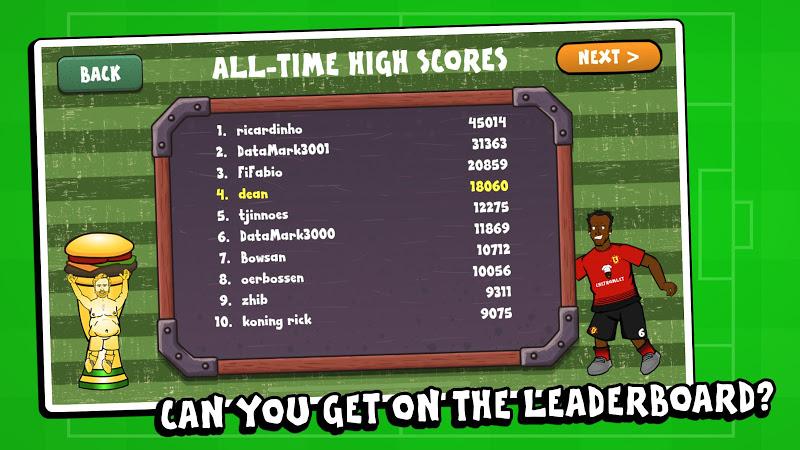 Скриншот 442oons Football Runner