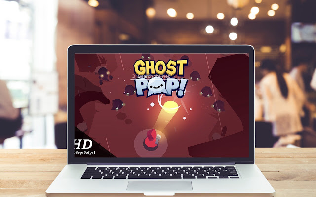 Ghost Pop HD Wallpapers Game Theme