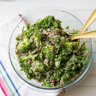 How to Make a Grain Salad   Broccoli Quinoa Salad