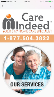 Care Indeed - náhled